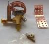 Κεφαλή Βαλβίδος TIS-SW R-404A Κολλητή Alco-Freezecom