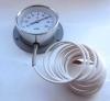 Θερμόμετρο Μεταλλικό Φ80 3m Πούρο Πίσω Φλάντζα Arthermo-Freezecom