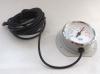 Θερμόμετρο Μεταλλικό Φ60 LR πίσω φλάντζα-Freezecom